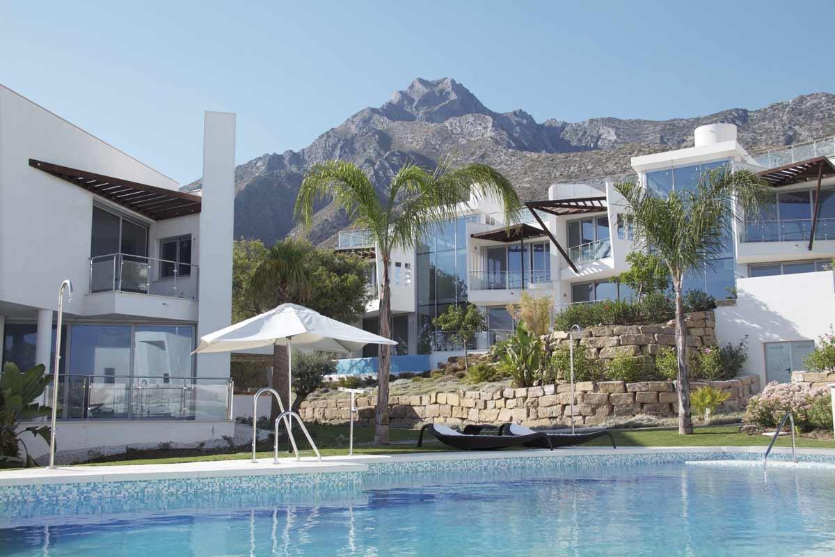 aaa2 bedroom Townhouse in Marbella | M141361