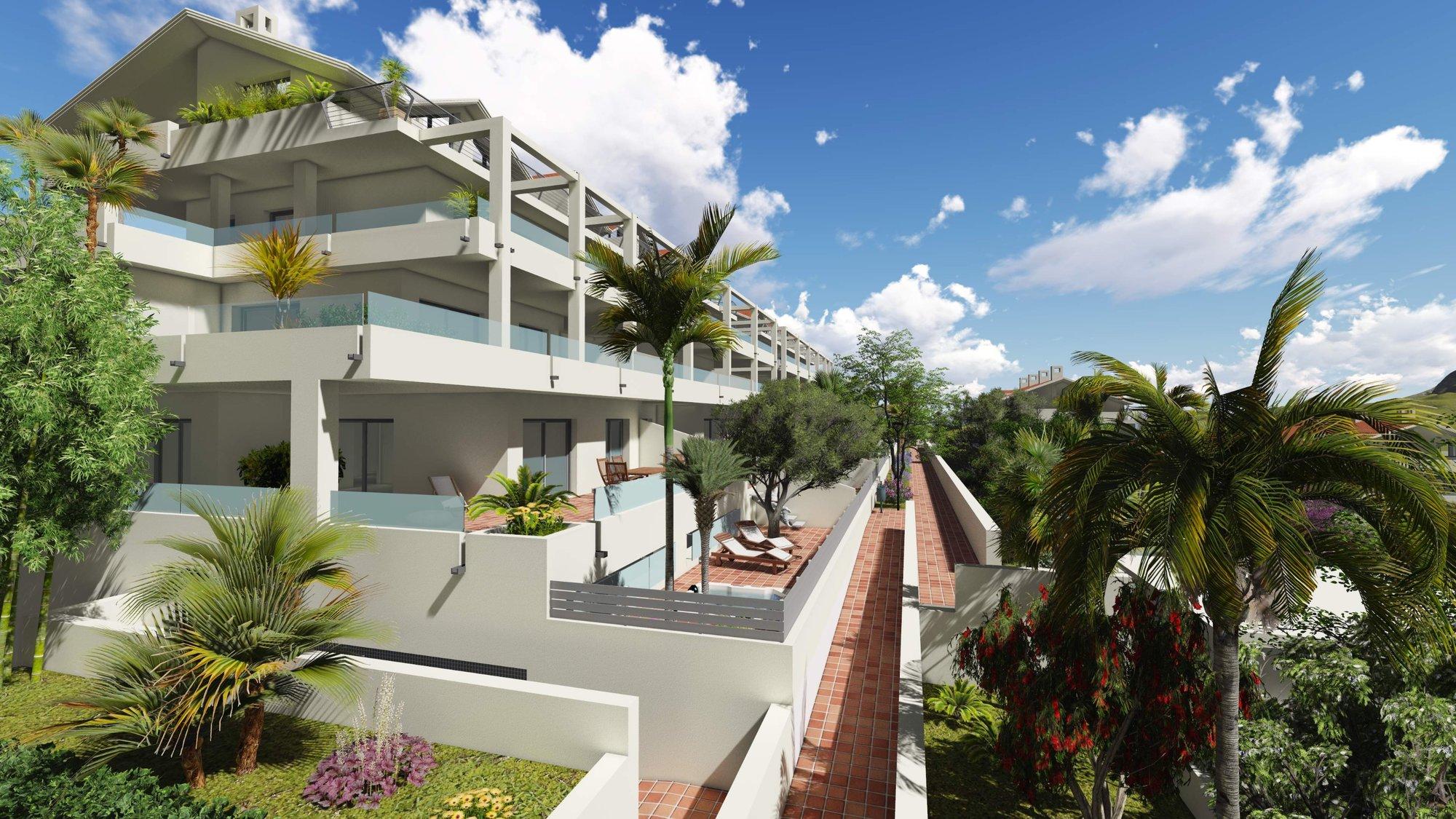 aaa2 bedroom Apartment in New Golden Mile, Estepona | M194725