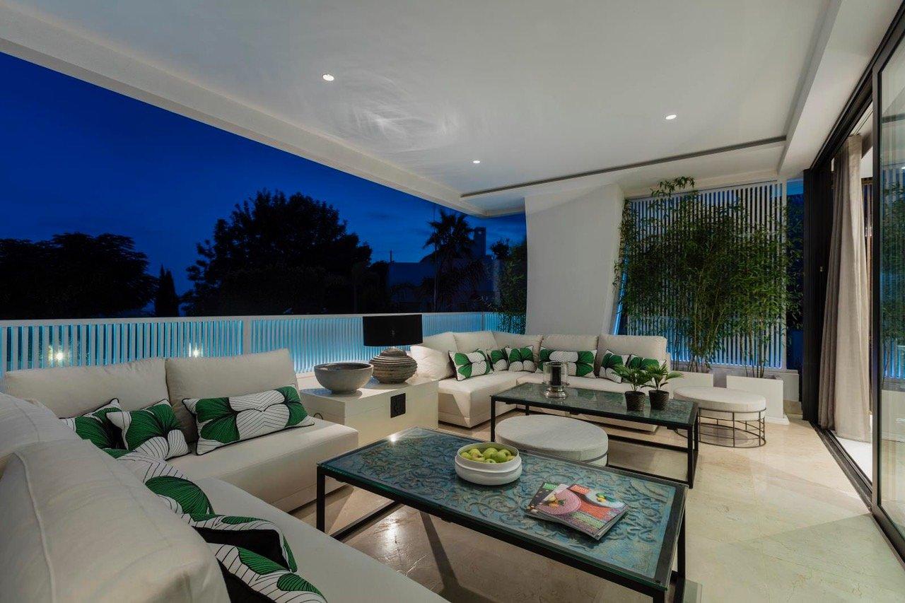 aaa4 bedroom Apartment in Marbella Golden Mile, Marbella | M193050