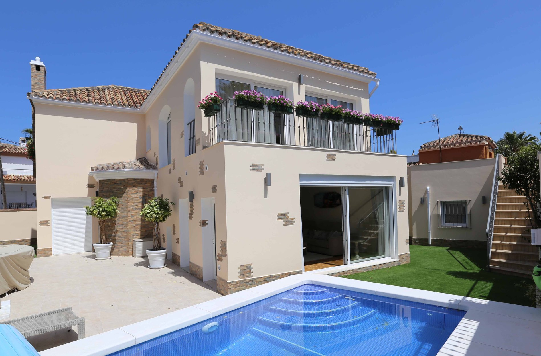 aaa3 bedroom Villa in San Pedro Alcantara | M277150
