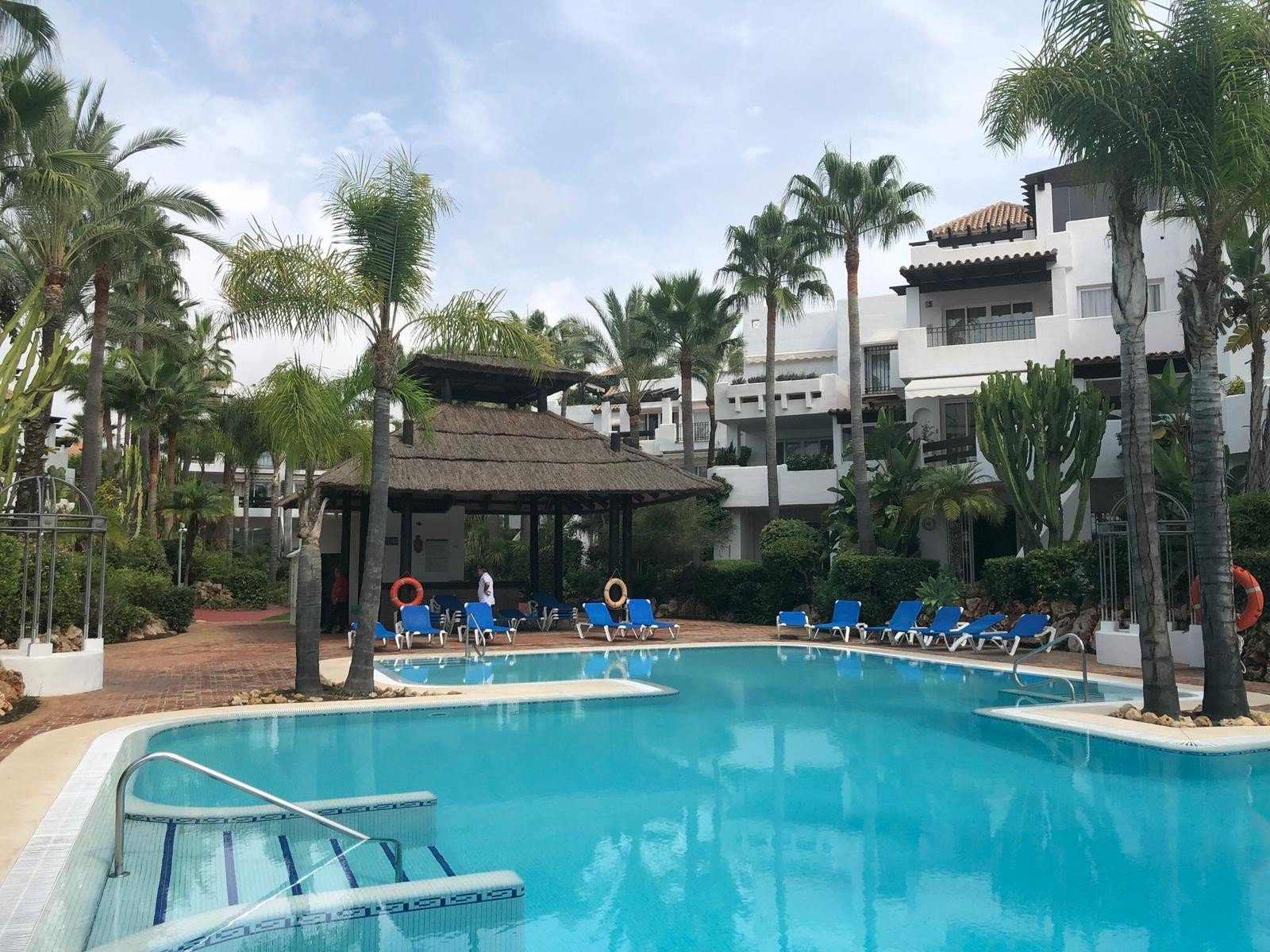 Penthouse for sale in Puerto Banus