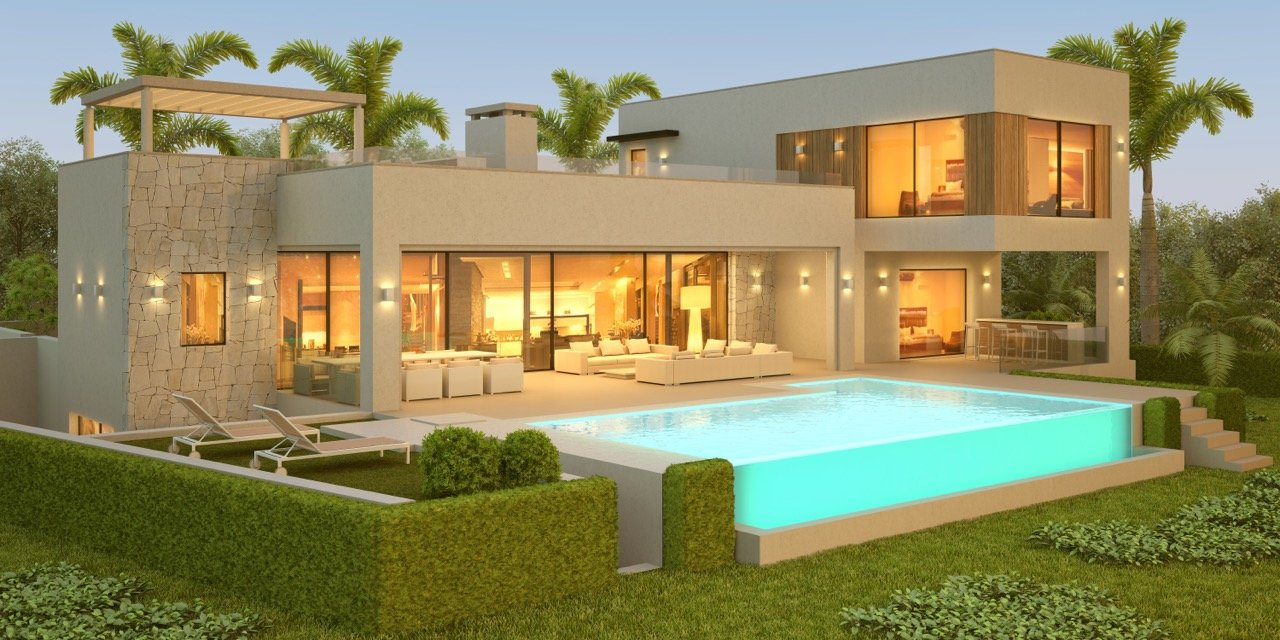 aaa3 bedroom Villa in La Alqueria, Benahavis | M194723