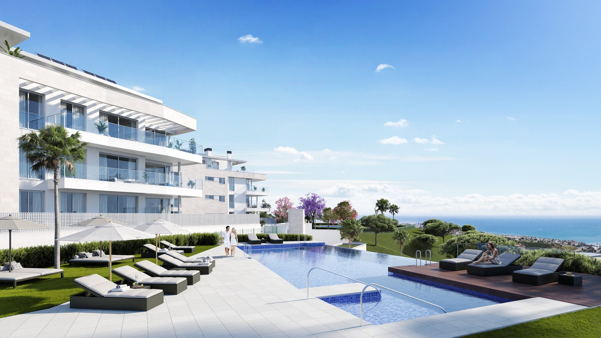 aaa3 bedroom Apartment in La Cala de Mijas, Mijas | M325328