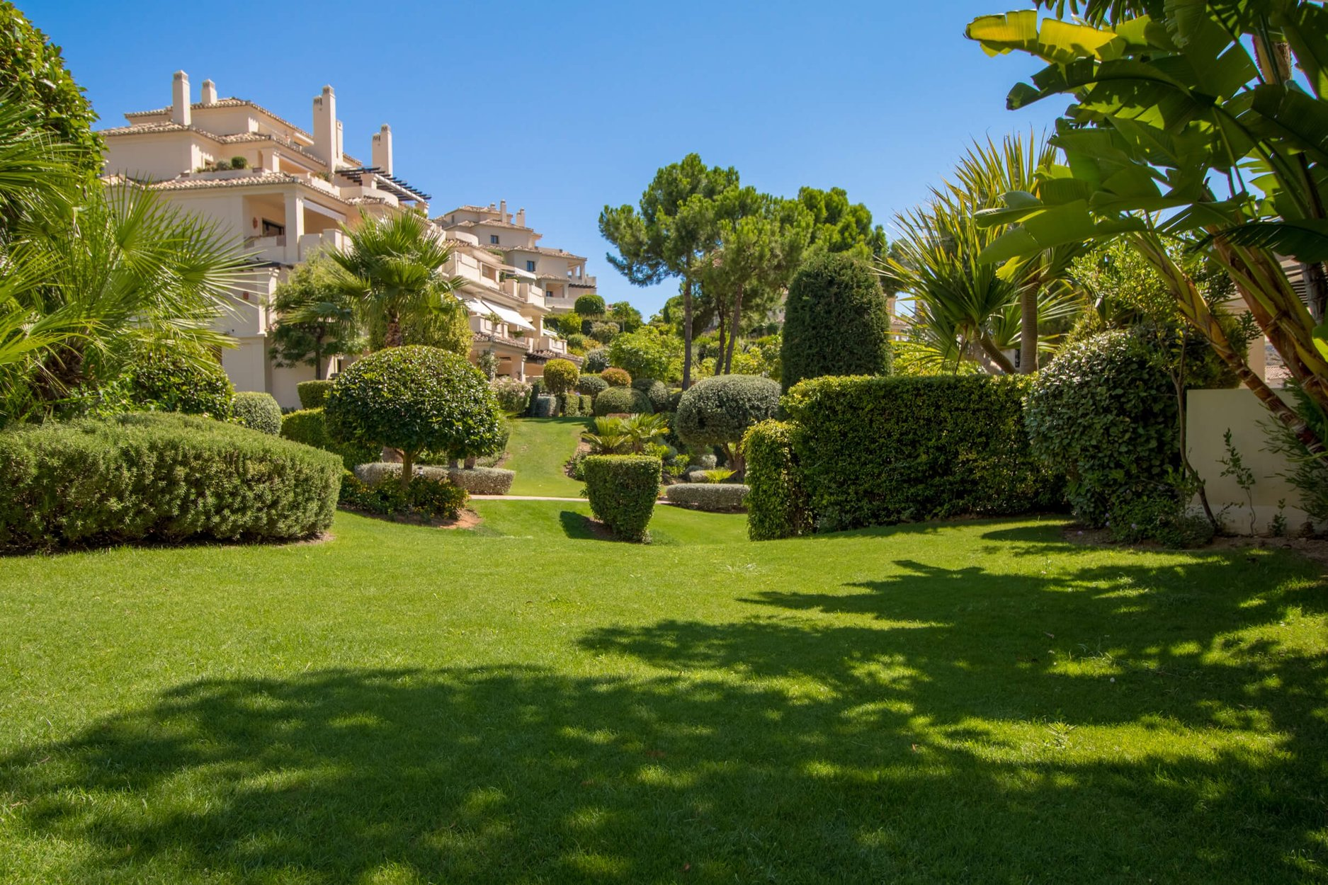 aaa3 bedroom Apartment in Benahavis | M313362