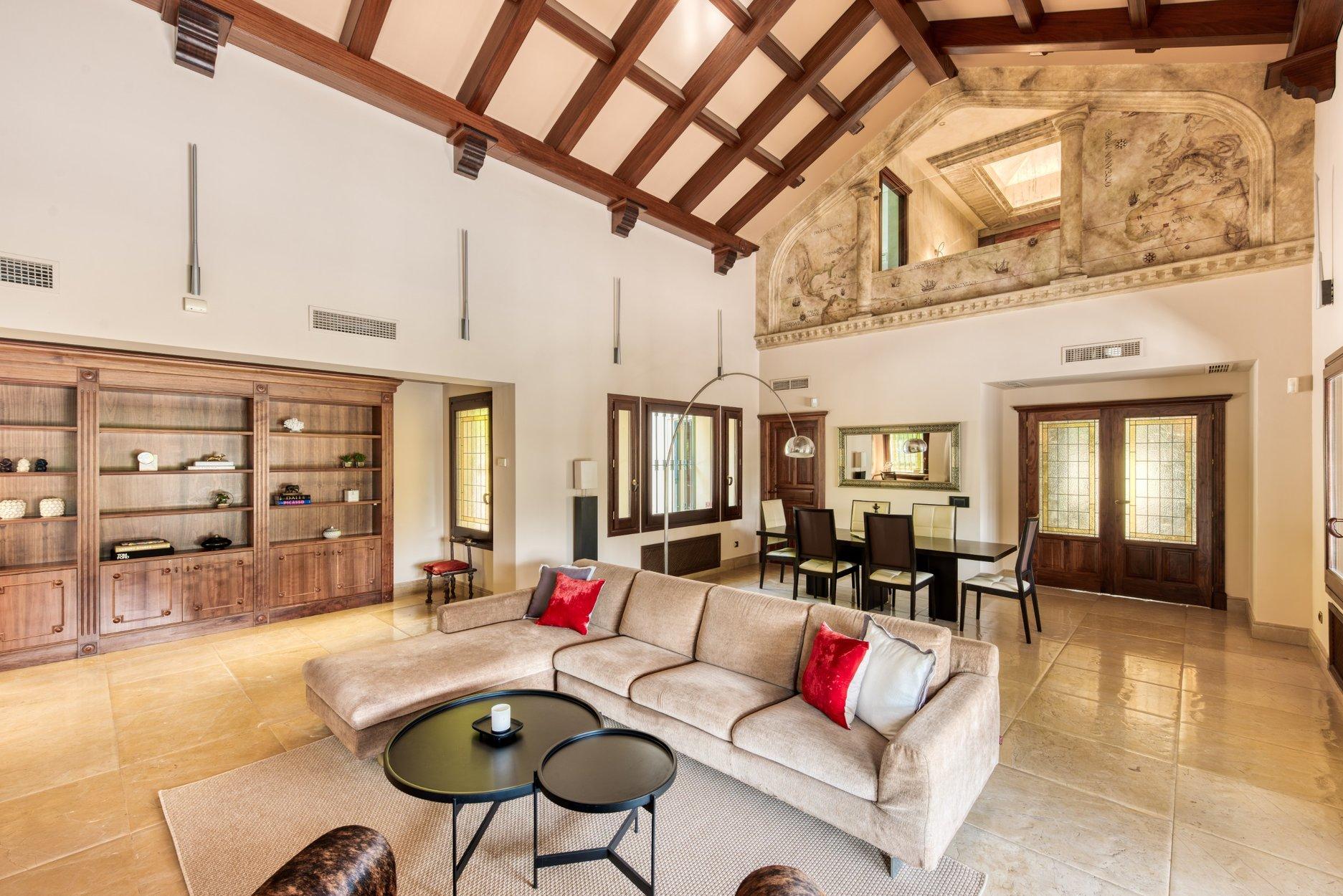 aaa4 bedroom Villa in Sierra Blanca, Marbella | M287793