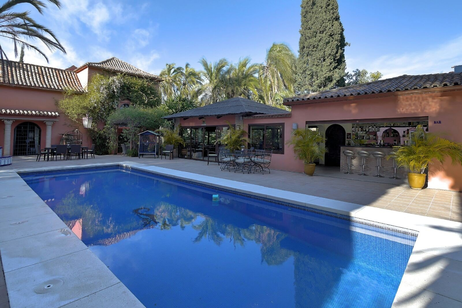 aaa7 bedroom Country House in El Madronal, Benahavis | M313676