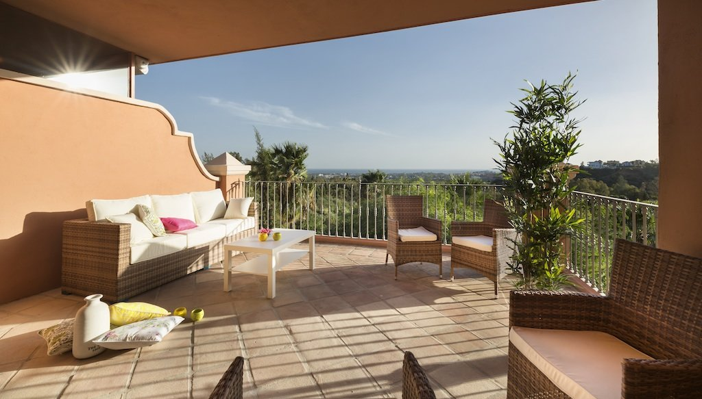 aaa2 bedroom Apartment in Benahavis | M196612