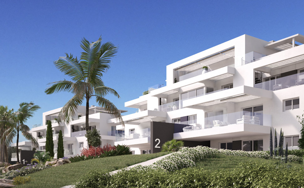 aaa2 bedroom Apartment in Benahavis | M193079