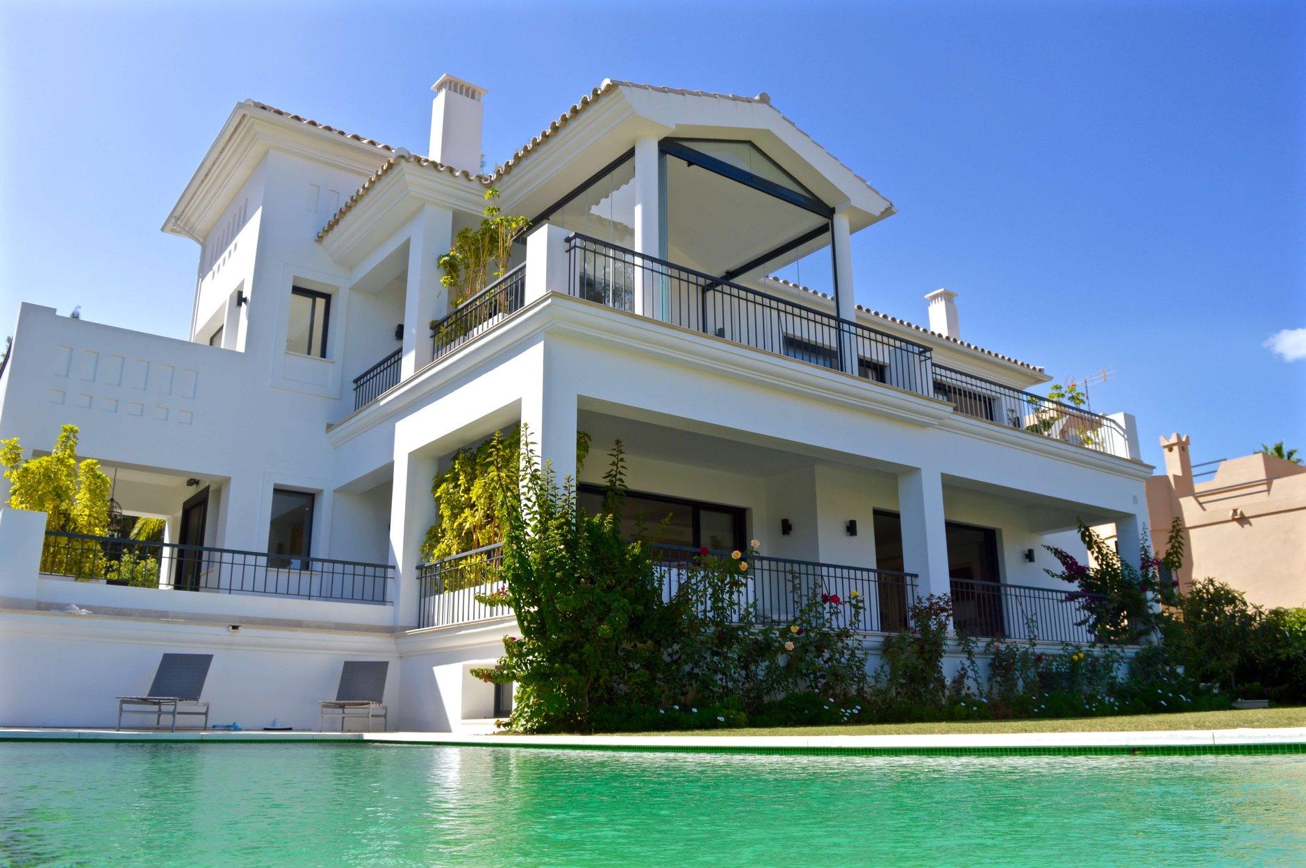 aaa5 bedroom Villa in Nueva Andalucia, Marbella | M141365