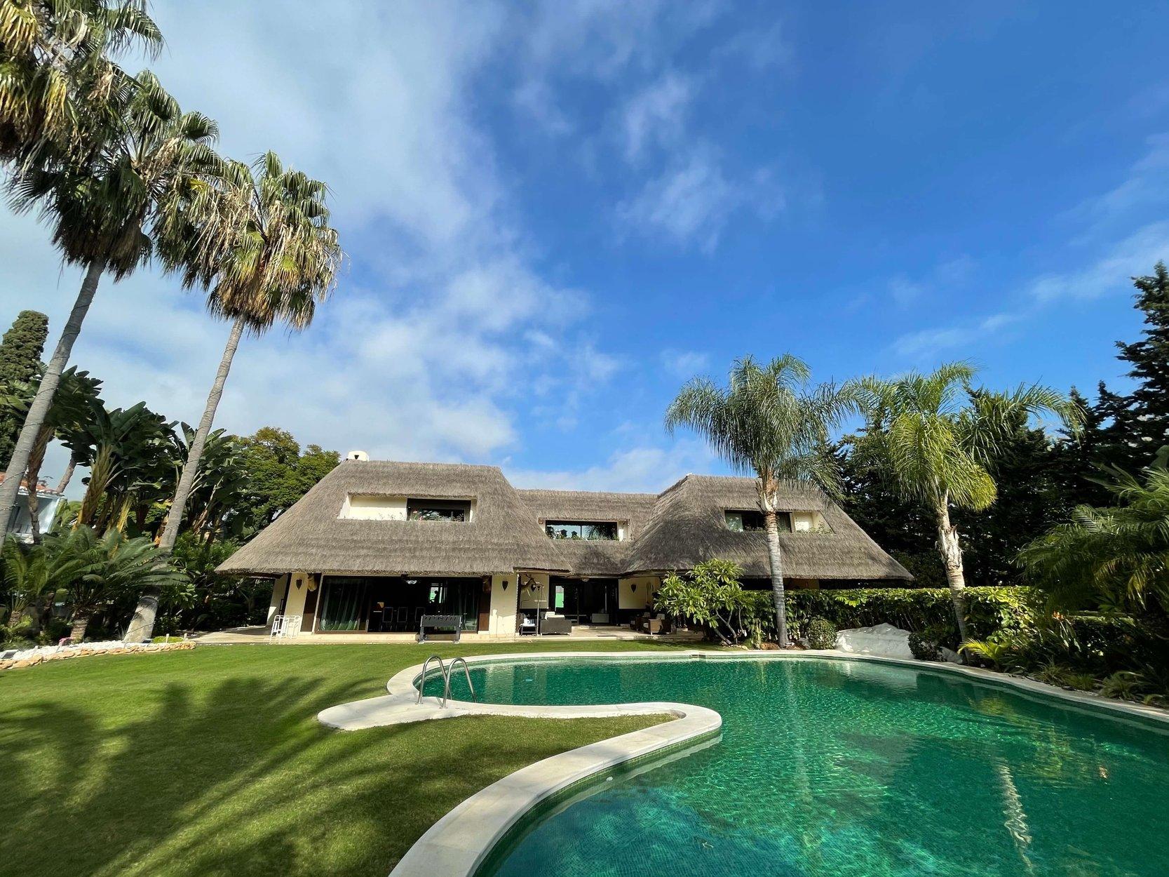aaa5 bedroom Villa in Los Monteros, Marbella | M356944