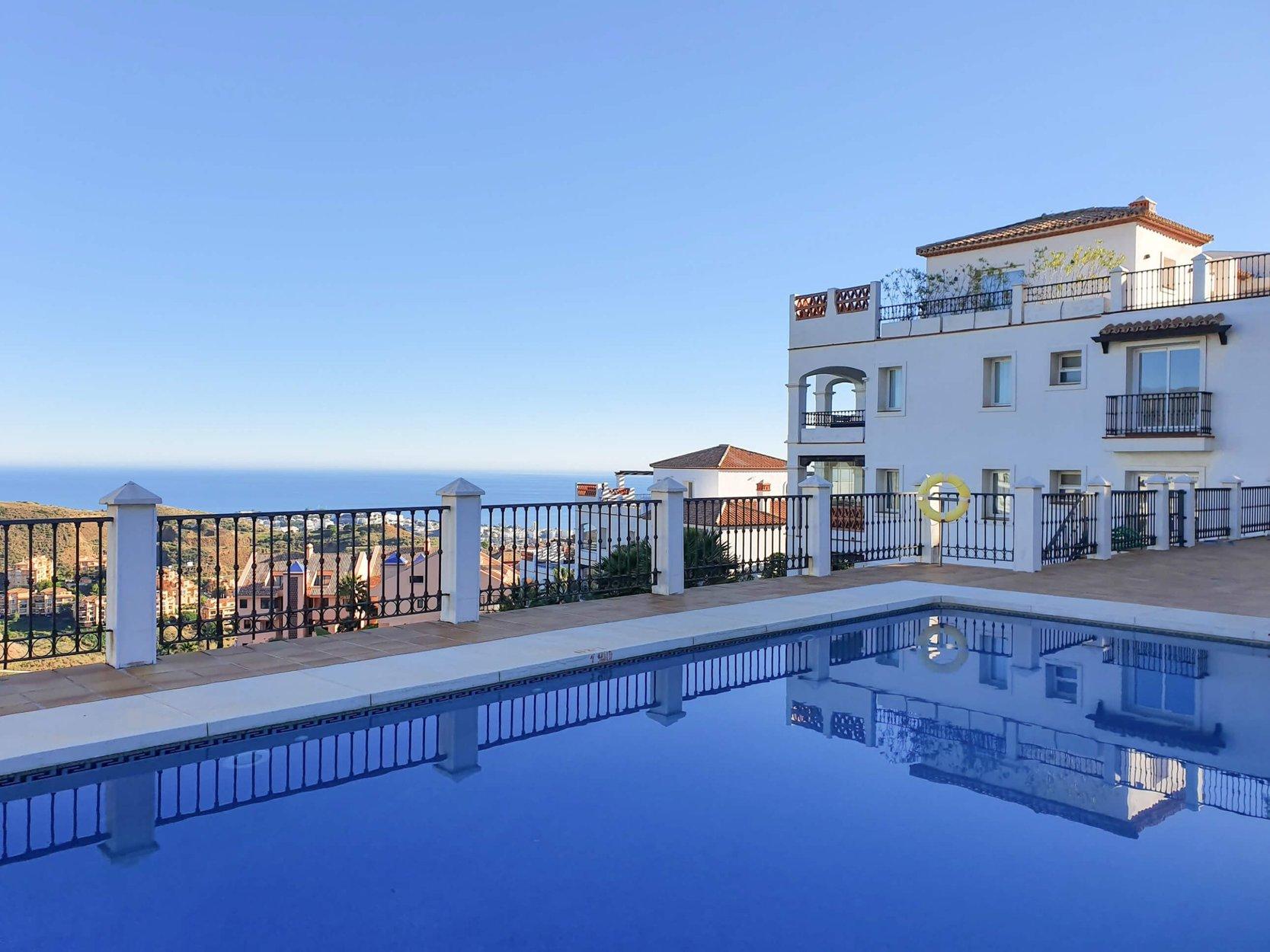 Apartment te koop in Mijas, Las Palmeras de Calahonda