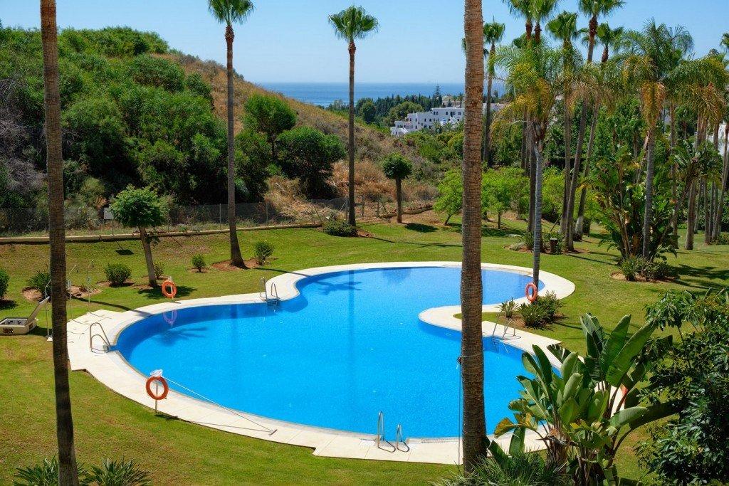 Apartment till salu i Marbella, Marbella Golden Mile