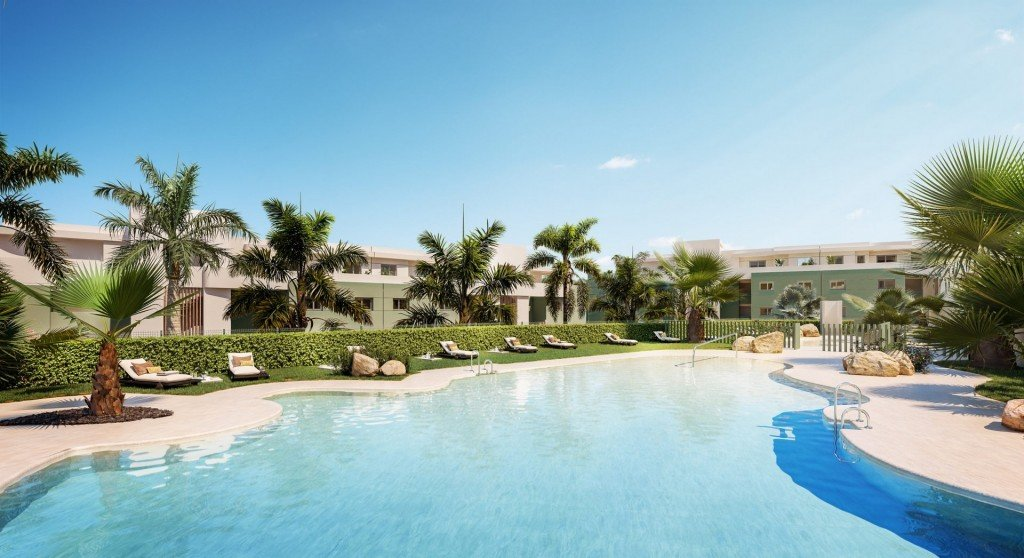 Apartment till salu i Mijas, La Cala Golf