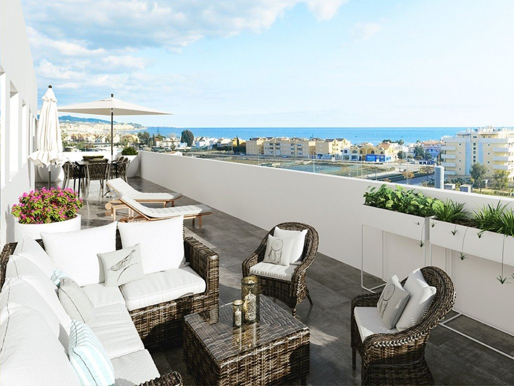 Penthouse for sale in Torre del Mar