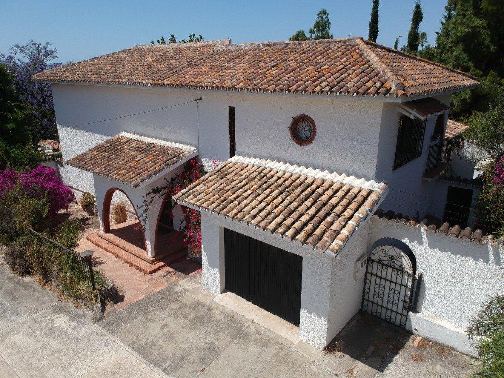 Villa for sale in Frigiliana