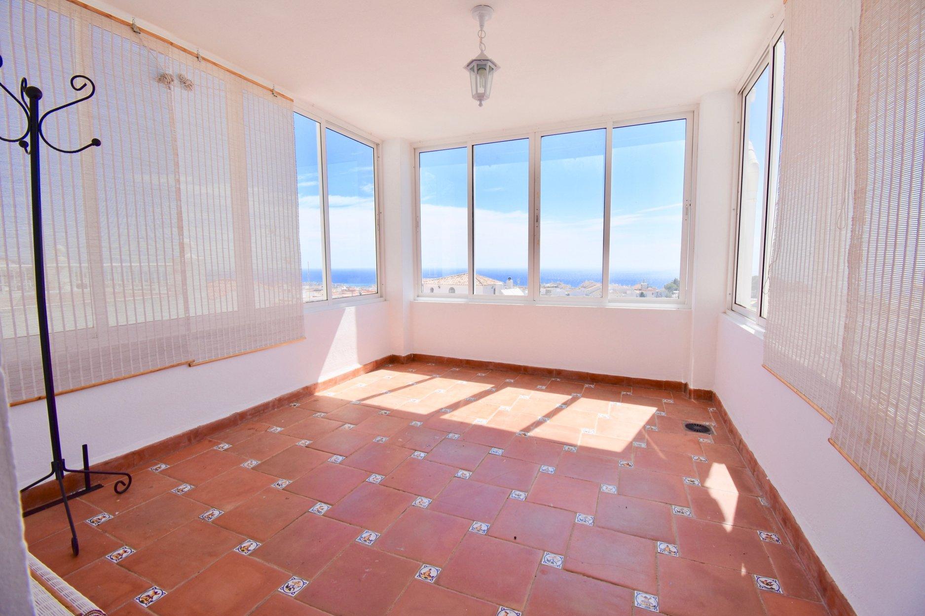 Penthouse for sale in Benalmadena Pueblo