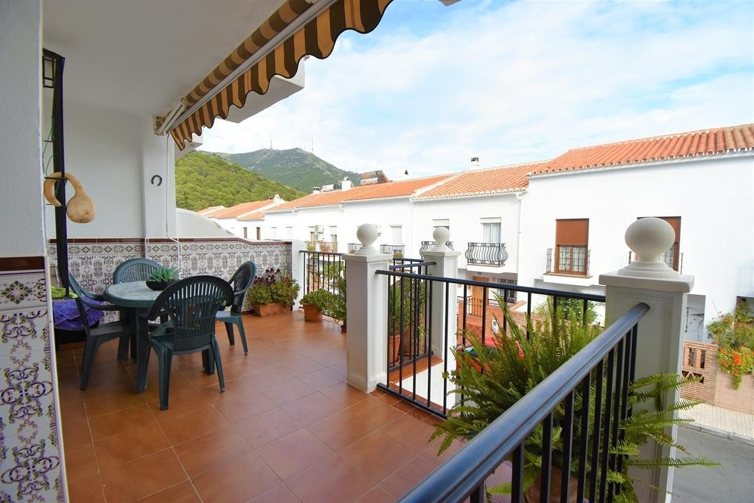 Townhouse for sale in Mijas Pueblo