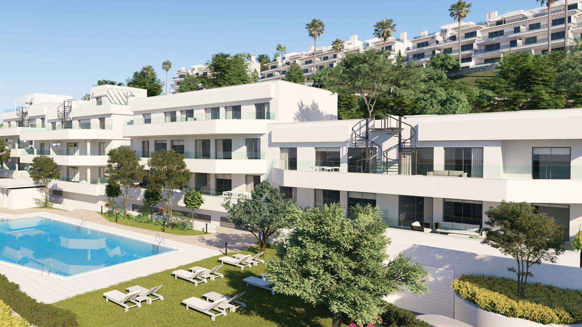 Apartment à vendre à Estepona