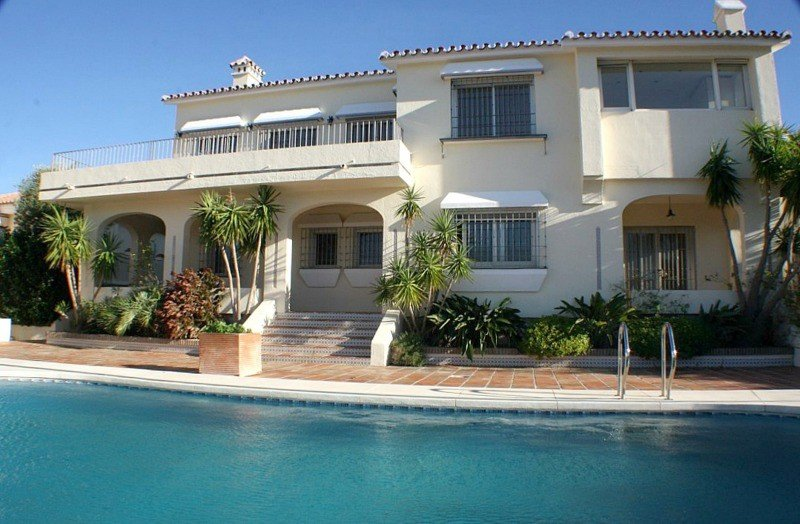 Villa til salgs i Mijas