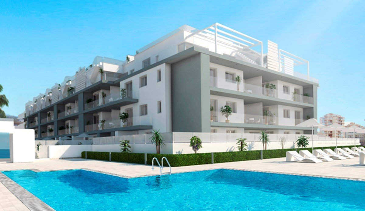 Penthouse for sale in Torrox Costa