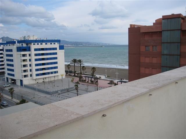 Penthouse til salgs i Malaga