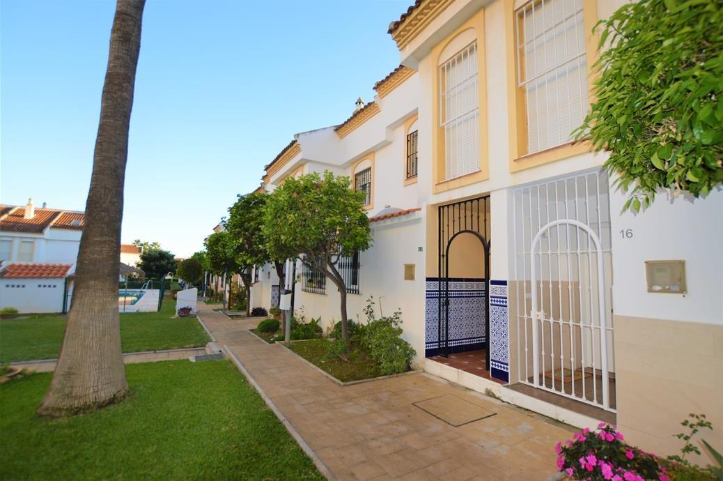 Town house te koop in Torremolinos