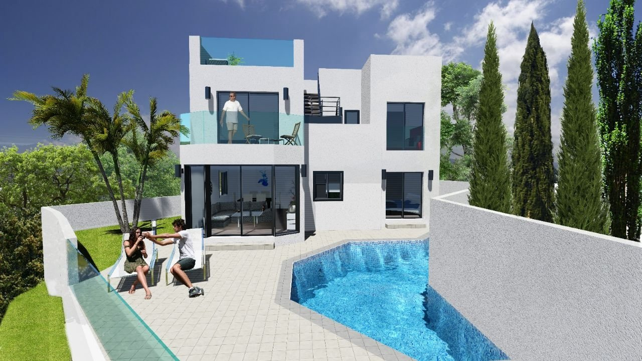 Villa for sale in Torrox Costa