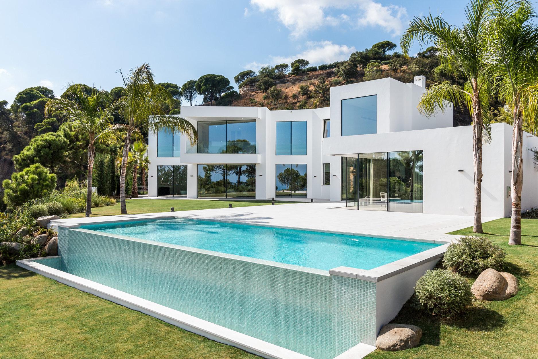 Villa til salgs i Benahavis