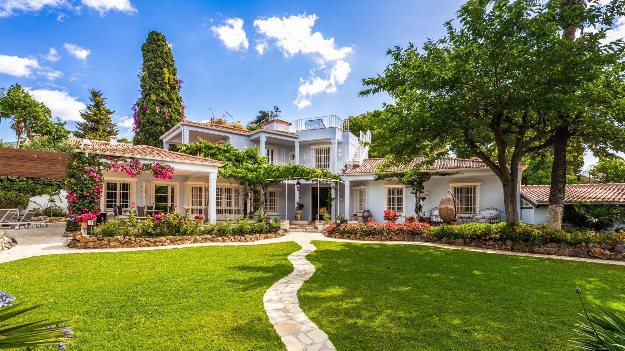 Villa for sale in Marbella, Marbella Centre