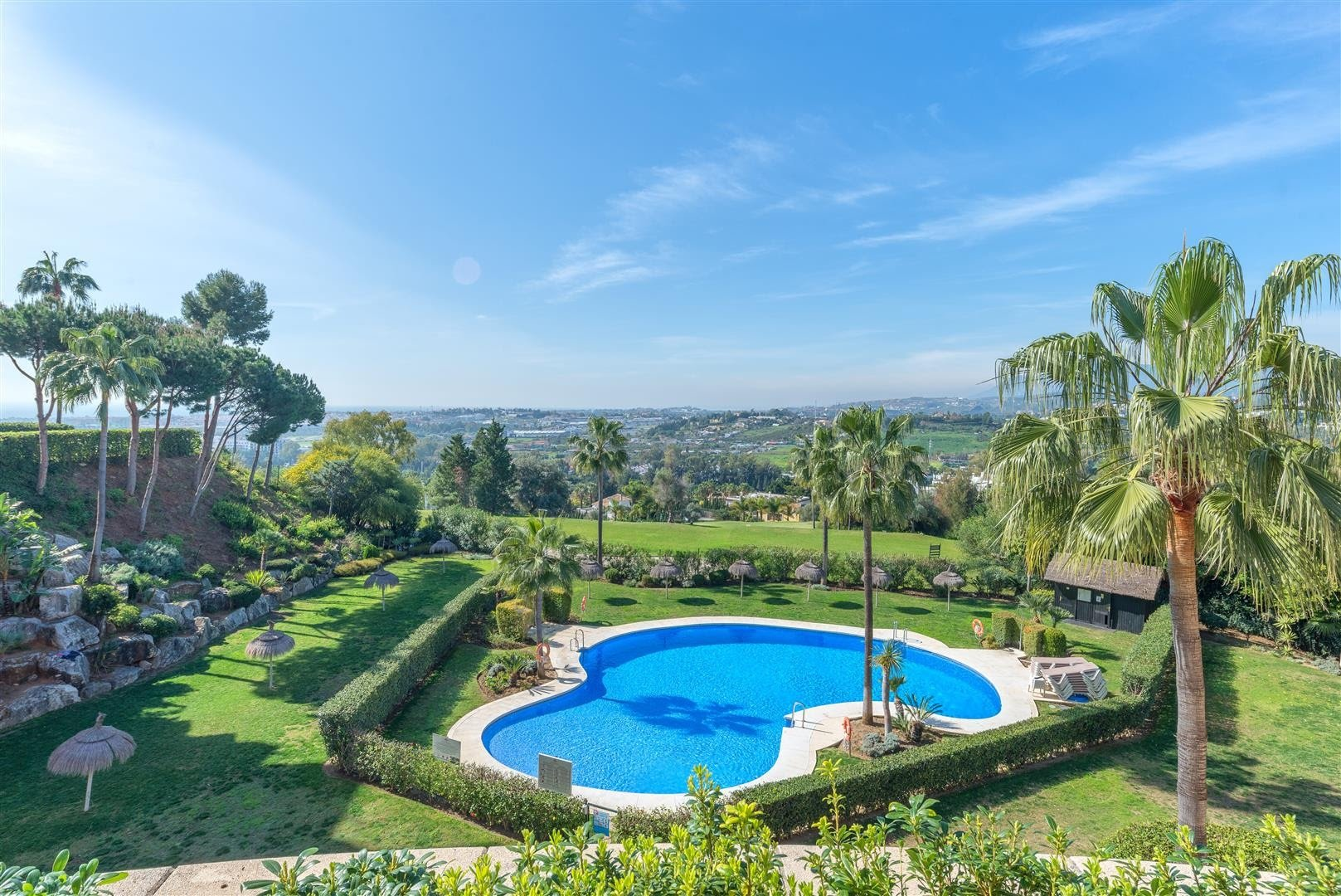 Penthouse for sale in Marbella, Magna Marbella