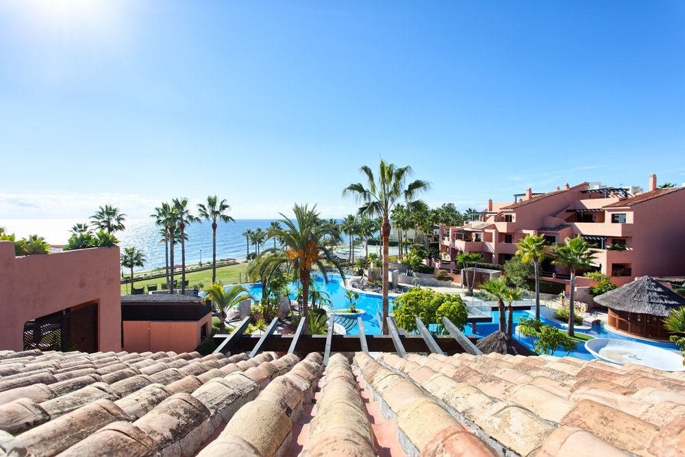 Penthouse till salu i Estepona, New Golden Mile