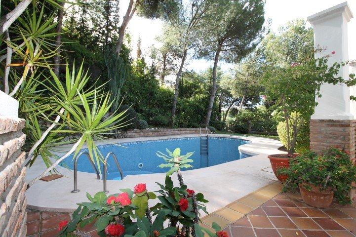 Villa til salgs i Malaga