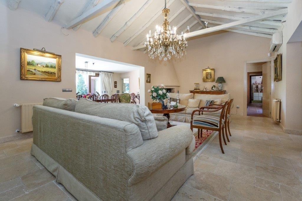 Villa For Sale in Guadalmina Alta, San Pedro Alcantara