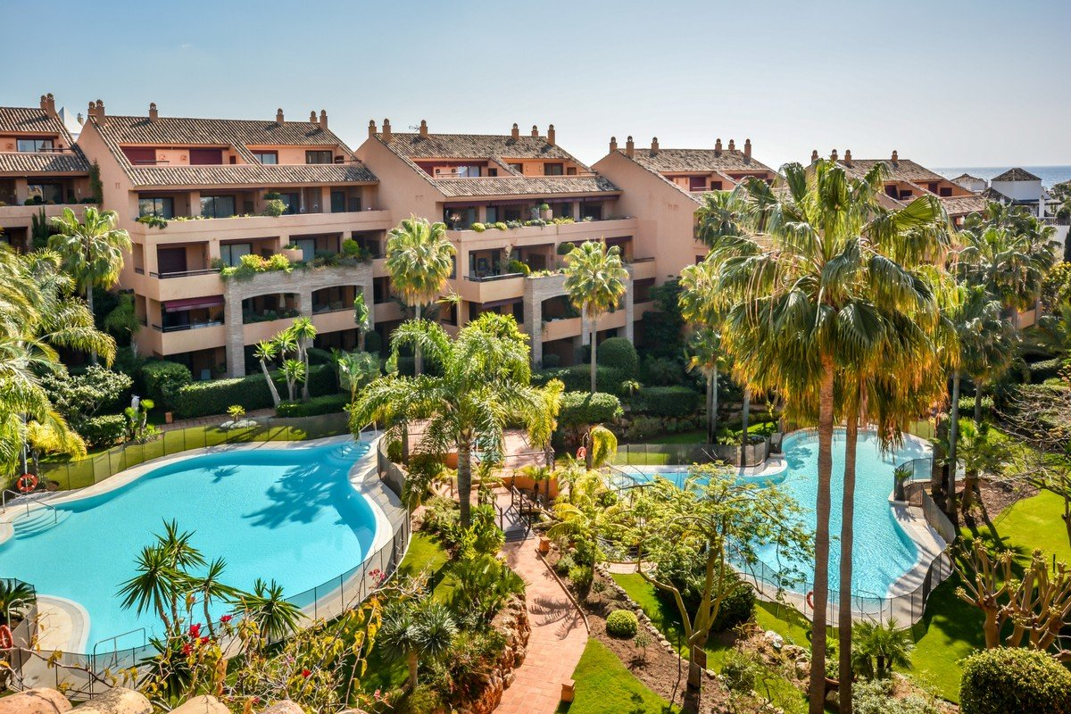 Penthouse for sale in Marbella