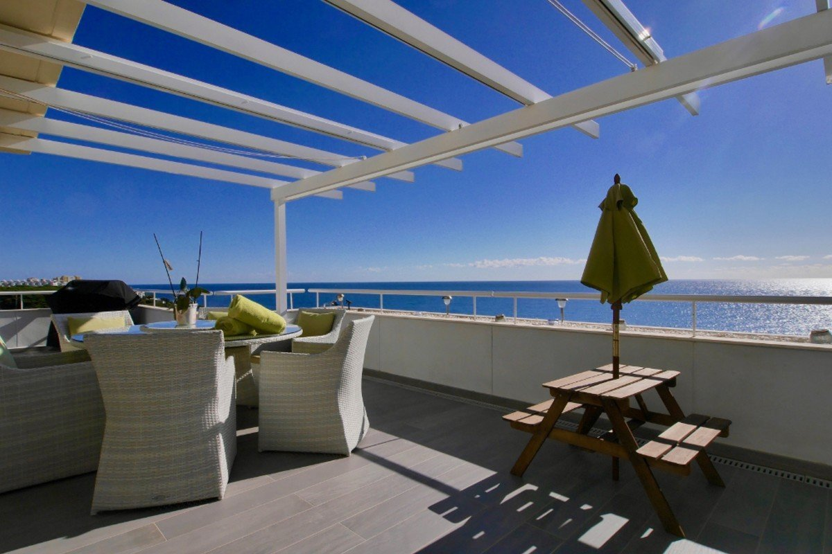 Penthouse for sale in Marbella, Los Granados