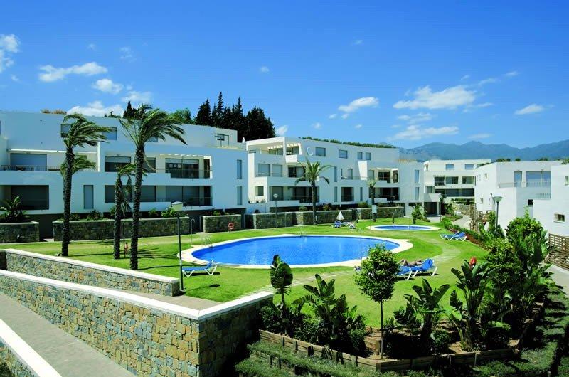Apartment for sale in Marbella, Lomas de los Monteros