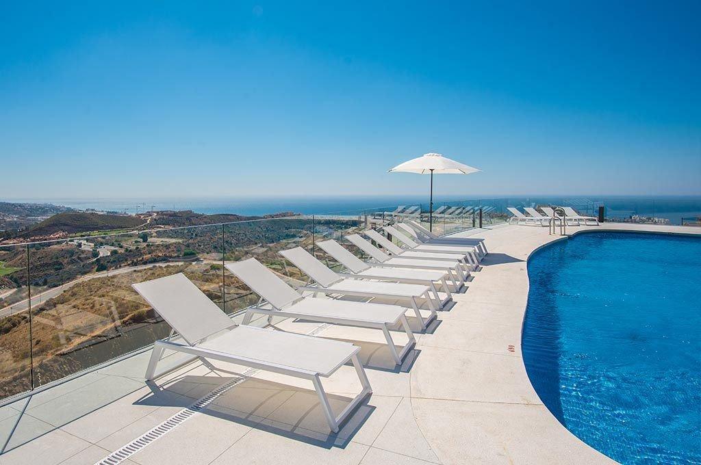 Penthouse for sale in Mijas, La Cala Golf