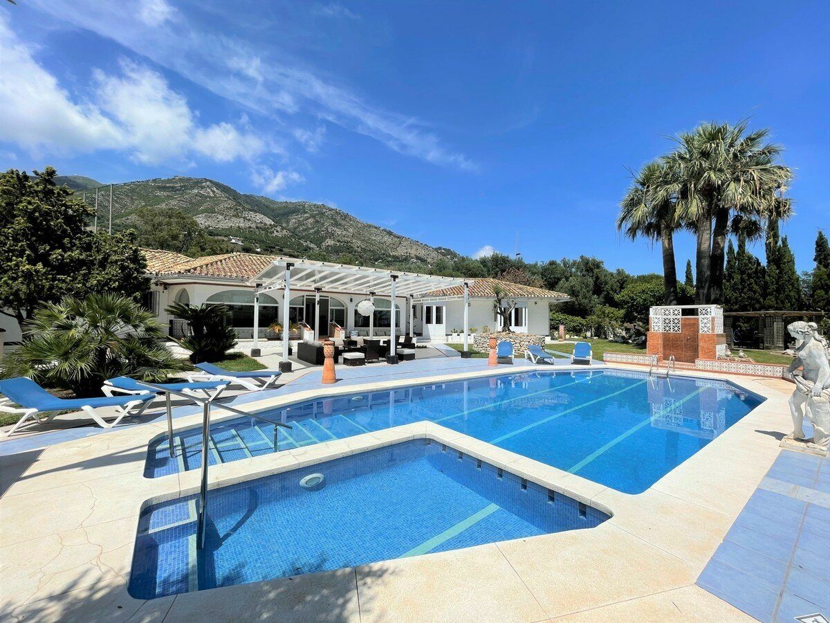 Villa for sale in Mijas, Campo Mijas