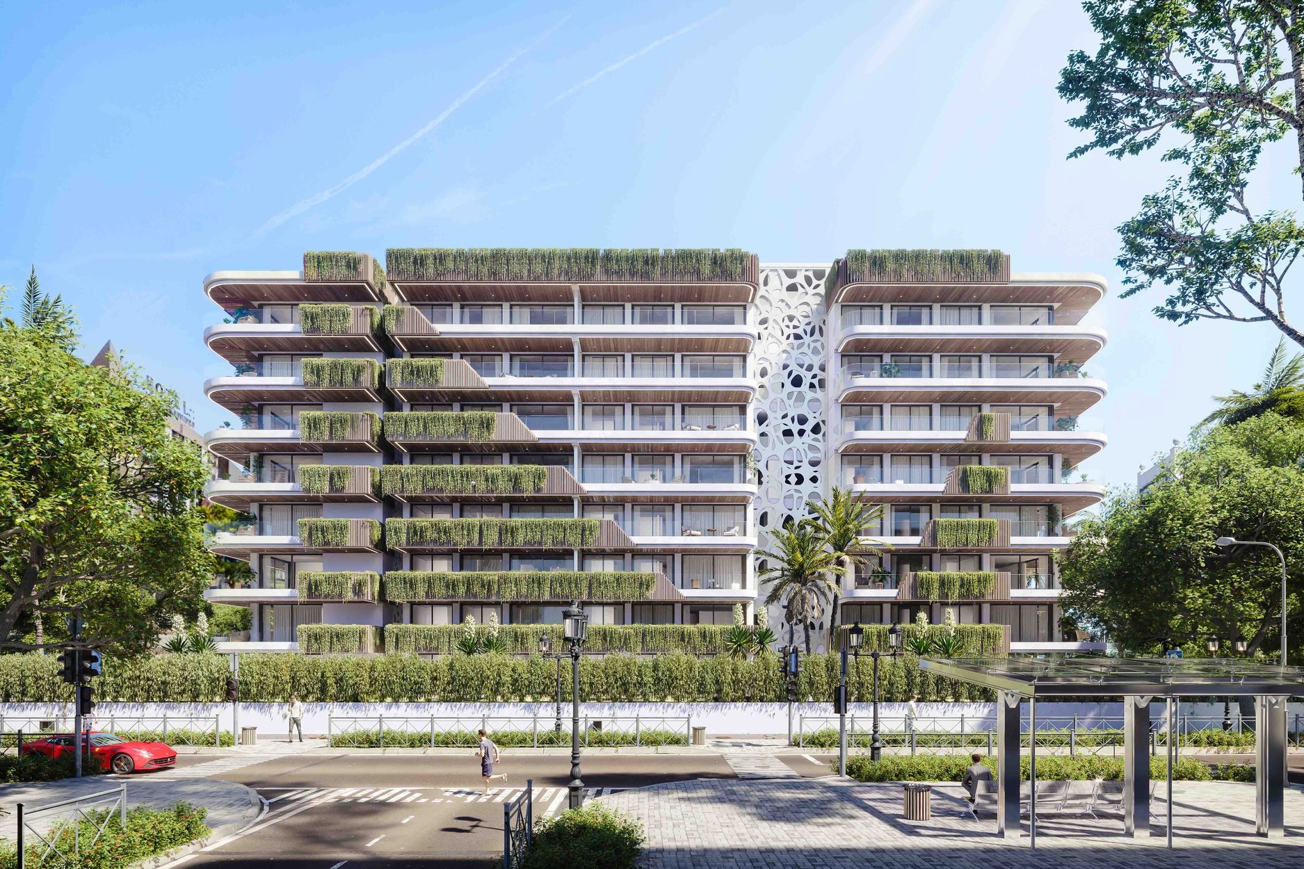 Apartment till salu i Fuengirola, Jade Tower