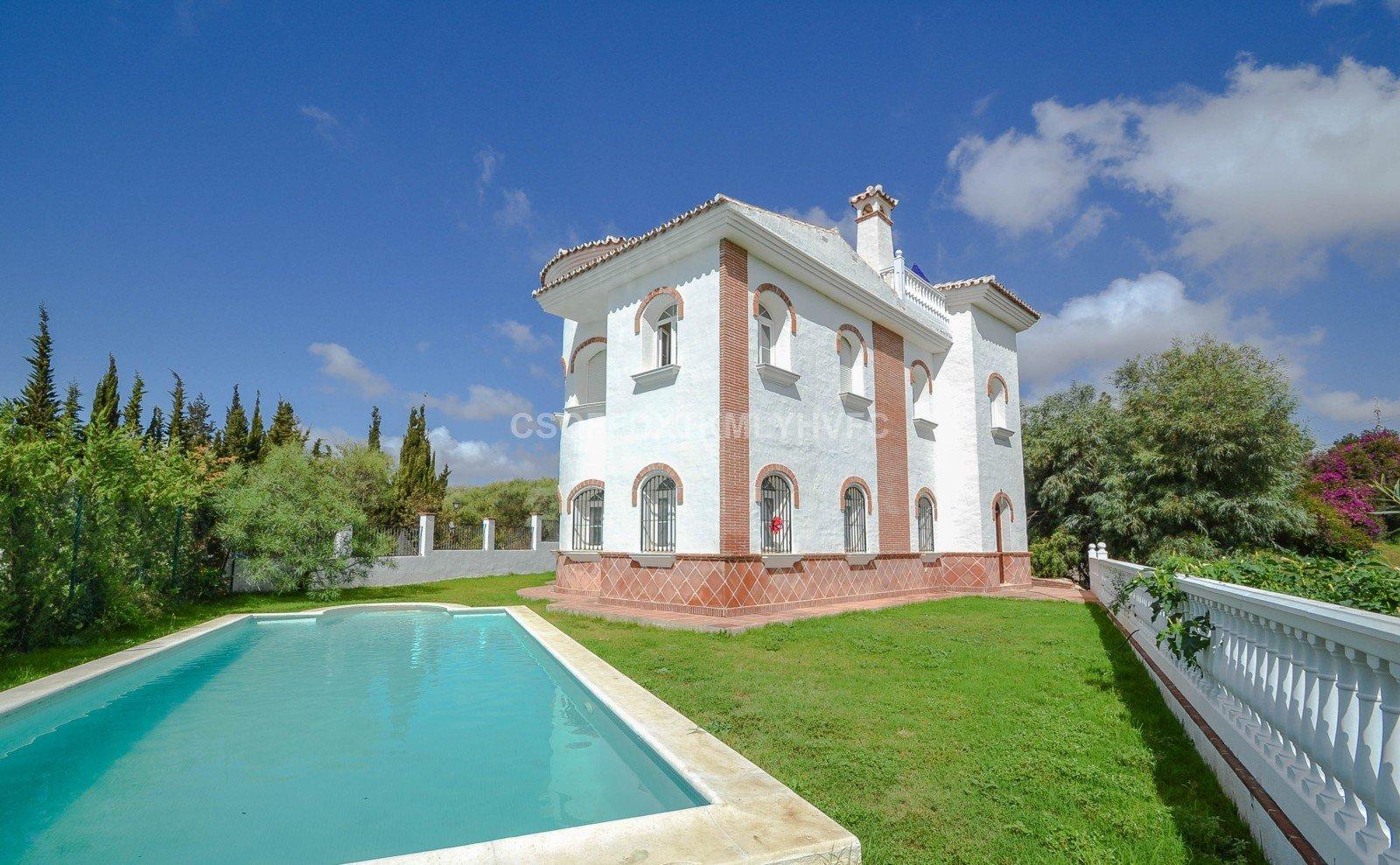 Villa til salgs i La Cala de Mijas