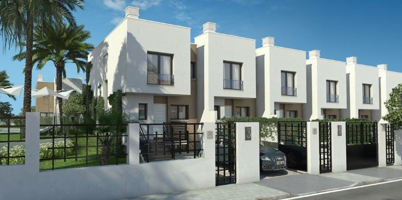 Townhouse for sale in Alhaurin de la Torre