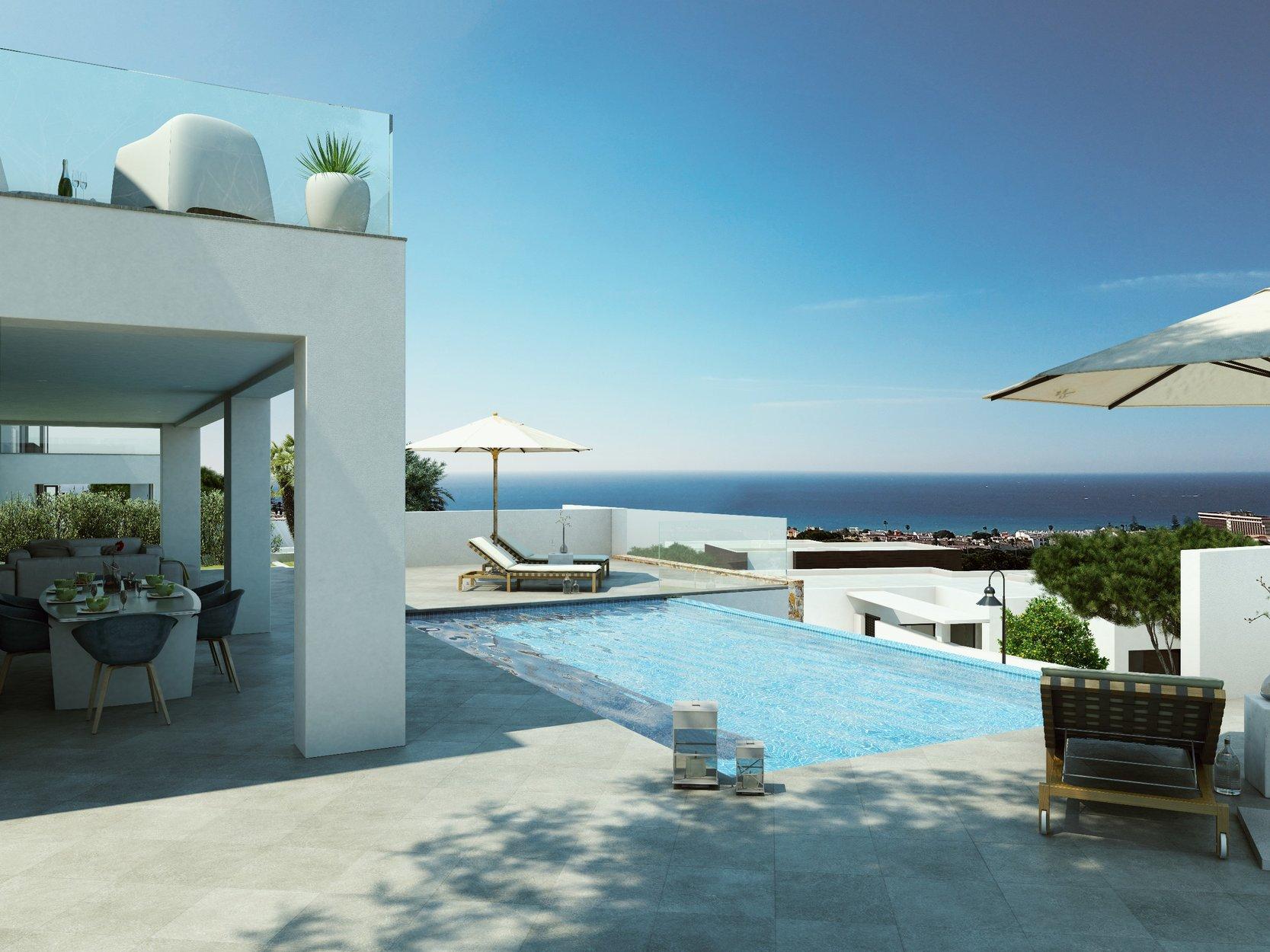 Villa till salu i Mijas, La Cala Views