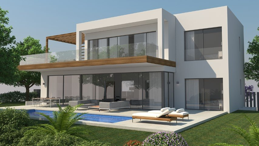 Villa till salu i Estepona, Arboleda