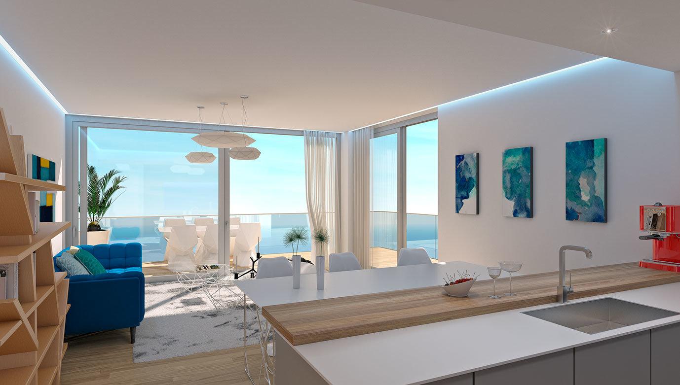 Apartment te koop in Benalmadena