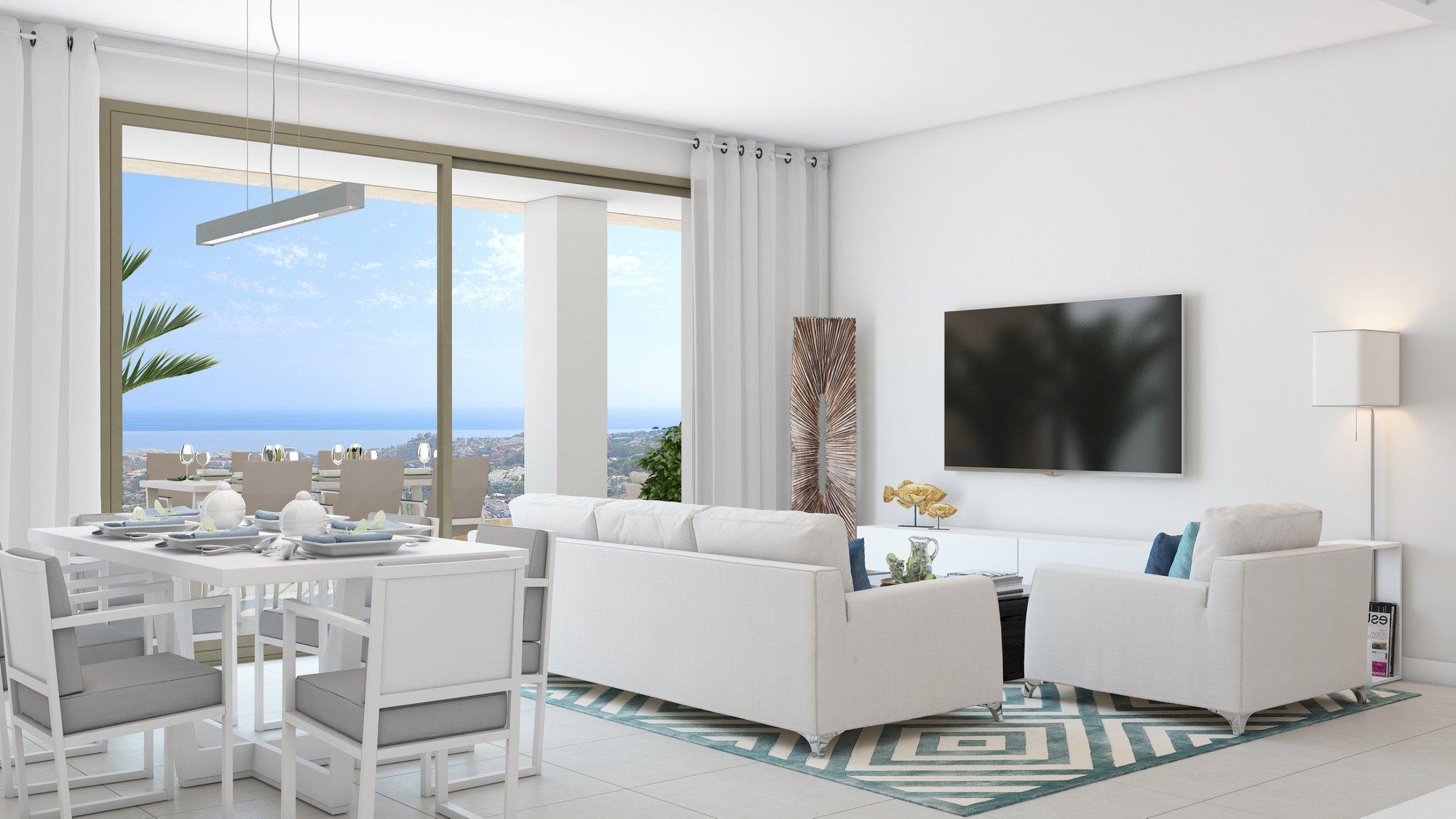 Apartment for sale in Benalmadena