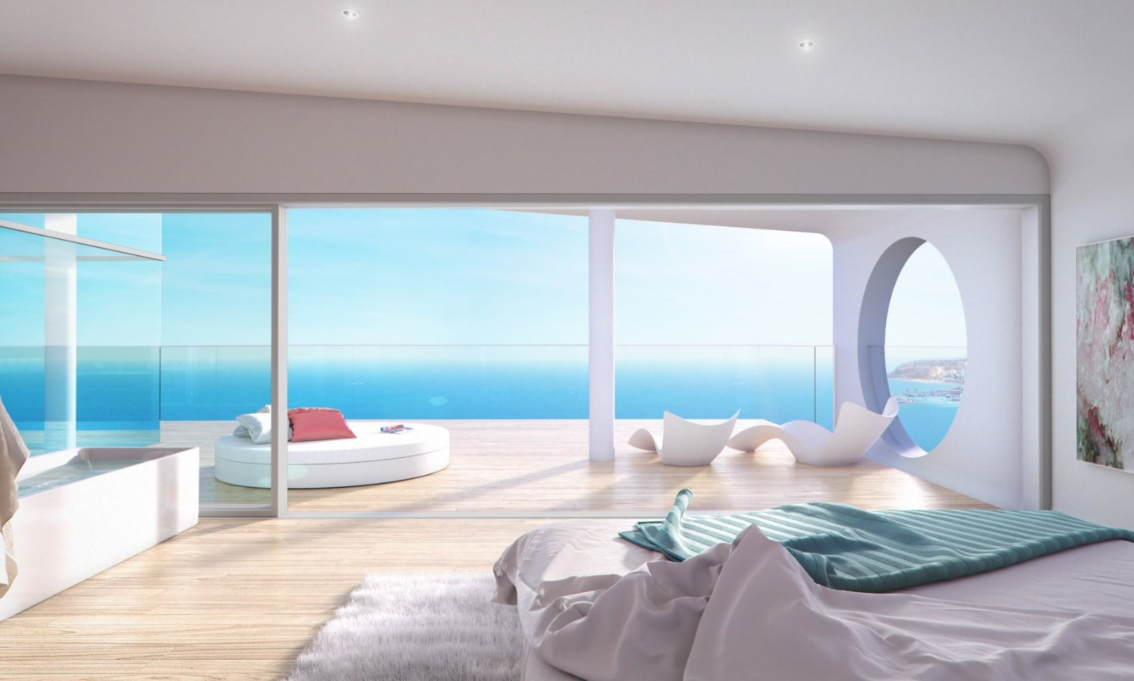 Apartment till salu i Benalmadena, Med One Collection