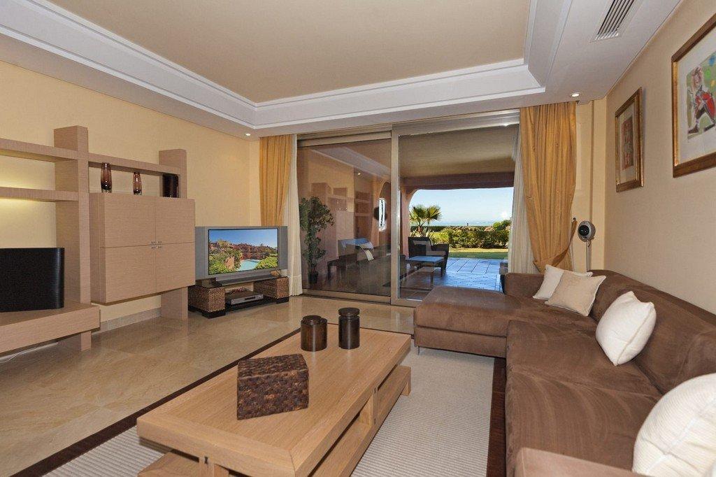Penthouse til salgs i Marbella