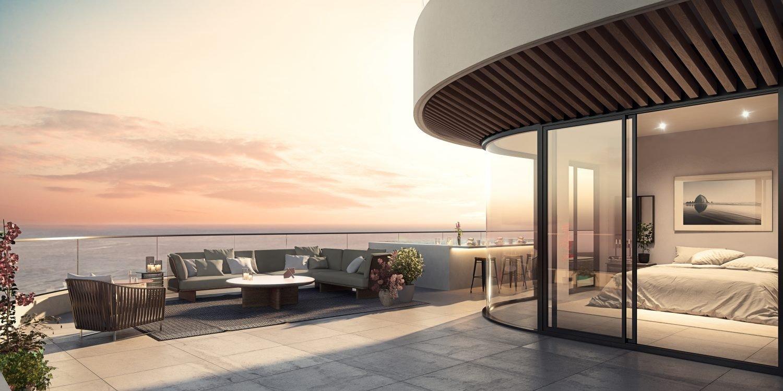 Penthouse for sale in Torremolinos, Playamar