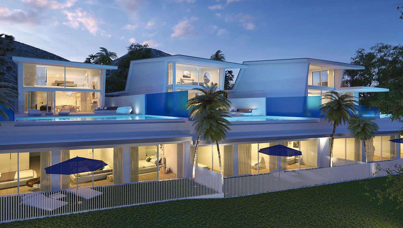 Villa till salu i Benalmadena, Double Tree Hilton
