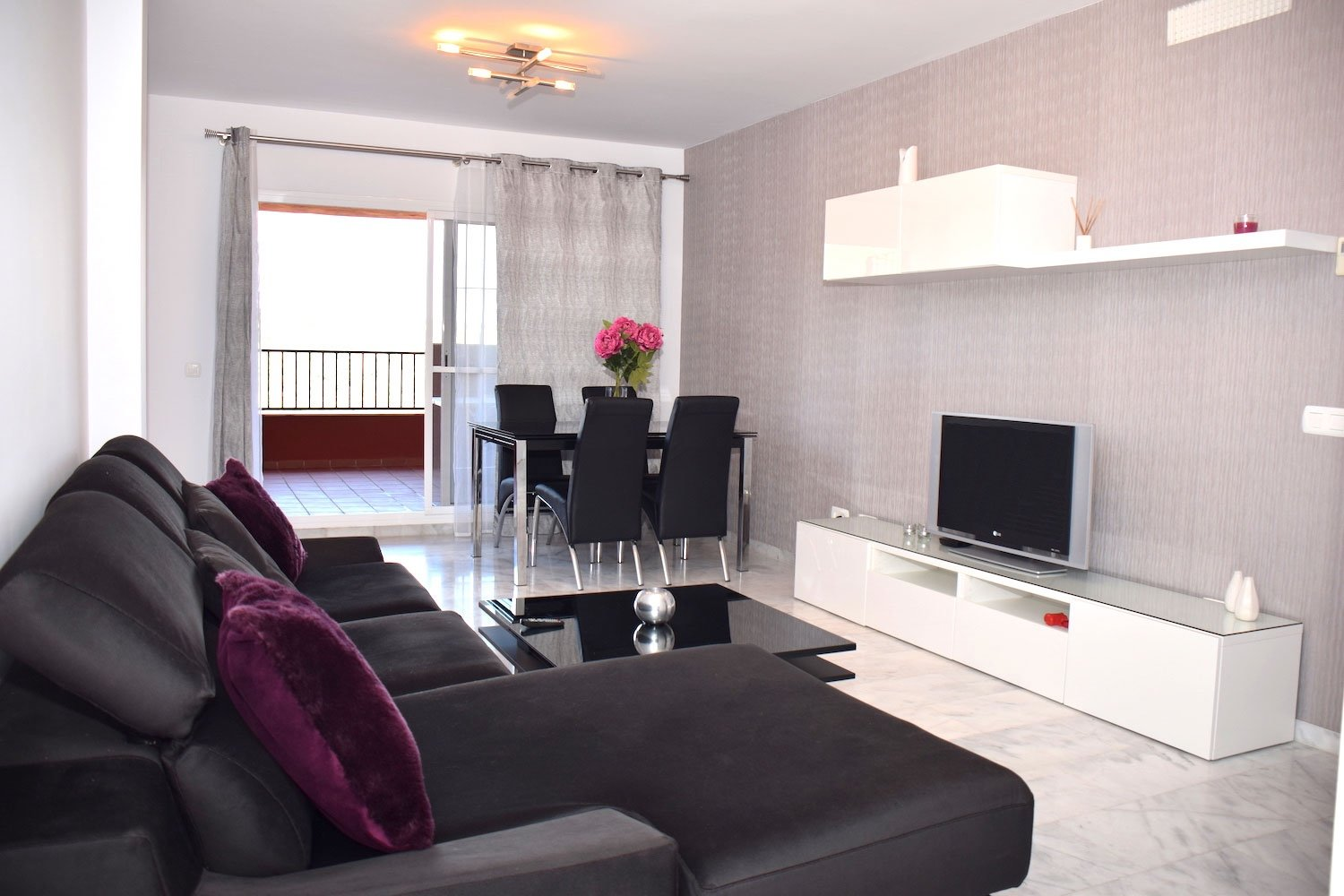 Apartment for rent in Marbella